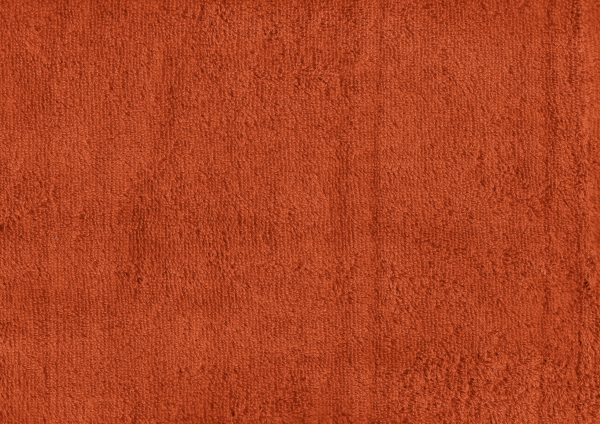 Orange Terry Cloth Towel Texture - Free High Resolution Photo