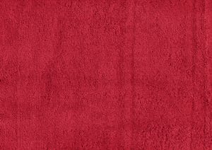 Red Terry Cloth Towel Texture - Free High Resolution Photo