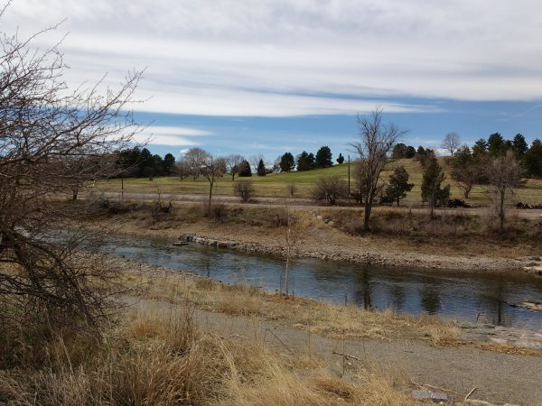 Ruby Hill and South Platte River - Free High Resolution Photo