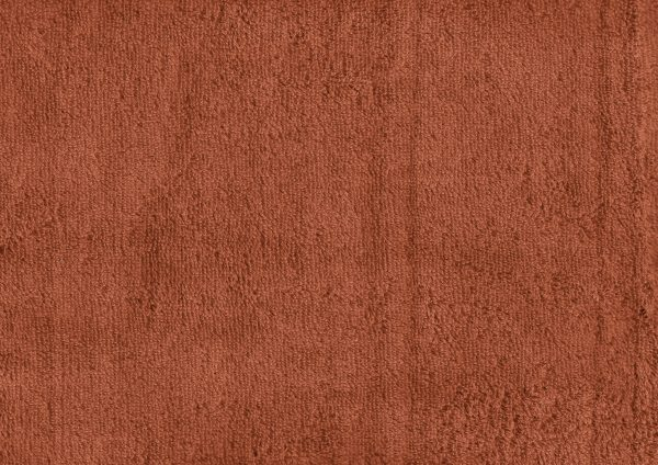 Rust Terry Cloth Towel Texture - Free High Resolution Photo