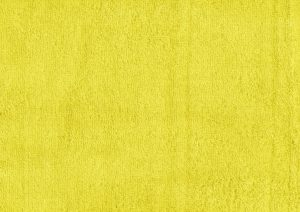 Yellow Terry Cloth Towel Texture - Free High Resolution Photo