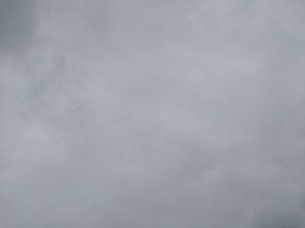 Gray Overcast Sky - Free High Resolution Photo