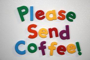 Please Send Coffee - Free High Resolution Photo