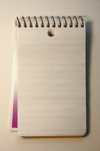 Spiral Memo Notepad - Free High Resolution Photo