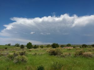 Anvil Storm Cloud - Free High Resolution Photo