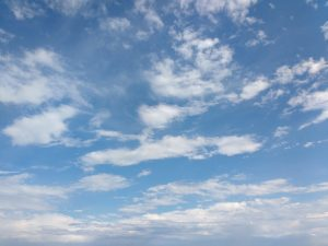 Sky with Clouds Texture - Free High Resolution Photo