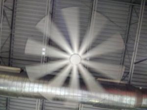Industrial Ceiling Fan - Free High Resolution Photo