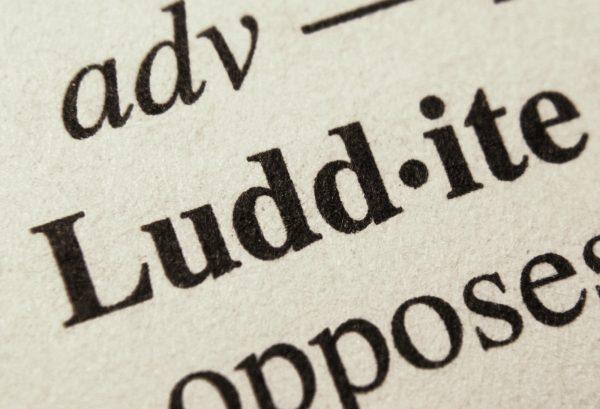 Luddite - Free High Resolution Photo