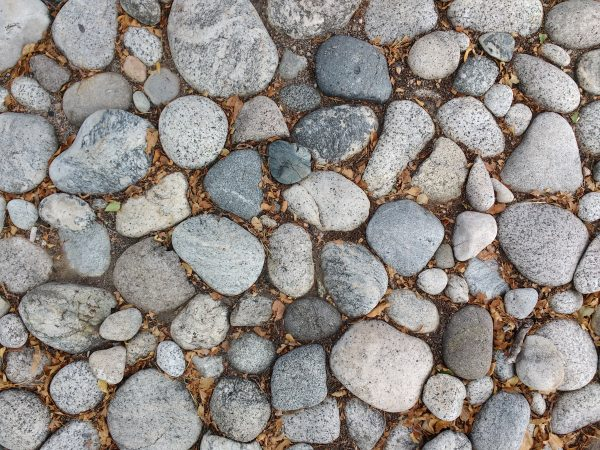 Rounded Rocks Texture - Free High Resolution Photo