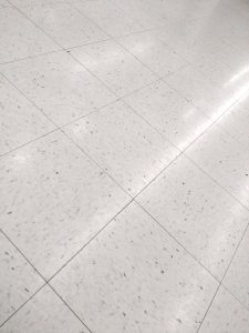 White Vinyl Tile Floor - Free High Resolution Photo