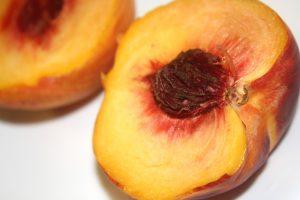 Peach Half - Free High Resolution Photo